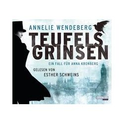 Hörbücher: Teufelsgrinsen  von Annelie Wendeberg