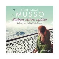Hörbücher: Sieben Jahre später  von Guillaume Musso