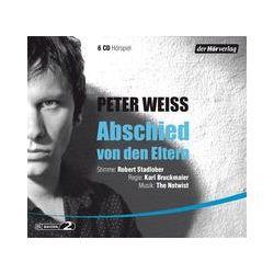 Hörbücher: Abschied von den Eltern  von Peter Weiss von Karl Bruckmaier