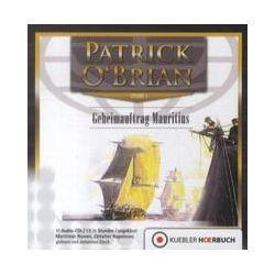 Hörbücher: Aubrey-Maturin 04. Geheimauftrag Mauritius  von Patrick O'Brian von Alena Kübler