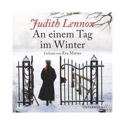 Hörbücher: An einem Tag im Winter  von Judith Lennox