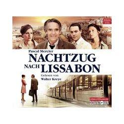 Hörbücher: Nachtzug nach Lissabon (Filmausgabe)  von Pascal Mercier