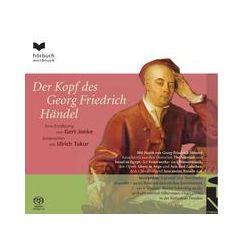 Hörbücher: Der Kopf des Georg Friedrich Händel  von Gert Jonke