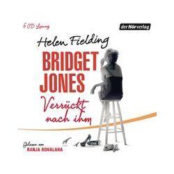 Hörbücher: Bridget Jones - Verrückt nach ihm  von Helen Fielding