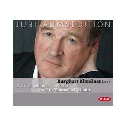 Hörbücher: Das Evangelium nach Pilatus. Jubiläumsausgabe  von Éric-Emmanuel Schmitt