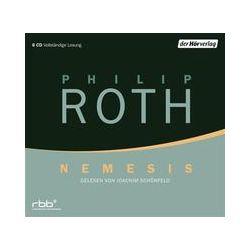 Hörbücher: Nemesis  von Philip Roth