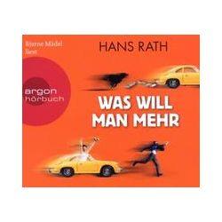 Hörbücher: Was will man mehr  von Hans Rath