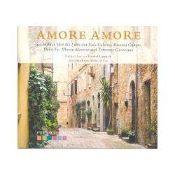 Hörbücher: Amore Amore  von Mario DiLeo, Reinhold Joppich