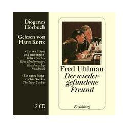Hörbücher: Der wiedergefundene Freund  von Fred Uhlman