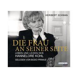 Hörbücher: Die Frau an seiner Seite  von Heribert Schwan