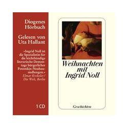 Hörbücher: Weihnachten mit Ingrid Noll  von Ingrid Noll