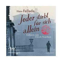Hörbücher: Jeder stirbt für sich allein  von Hans Fallada