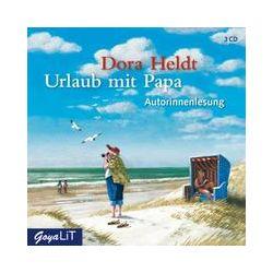 Hörbücher: Urlaub mit Papa. Autorinnenlesung  von Dora Heldt