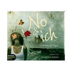 Hörbücher: No und ich  von Delphine de Vigan