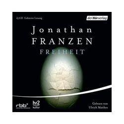 Hörbücher: Freiheit  von Vorwort Jonathan Franzen