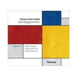 Hörbücher: Kalendergeschichten  von Johann Peter Hebel