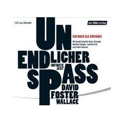 Hörbücher: Unendlicher Spaß  von David Foster Wallace