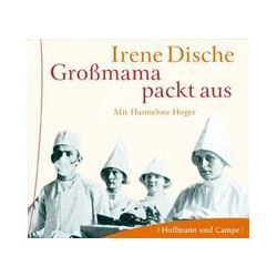 Hörbücher: Großmama packt aus. 8 CDs  von Irene Dische