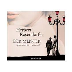 Hörbücher: Der Meister  von Herbert Rosendorfer von Corinna Zimber