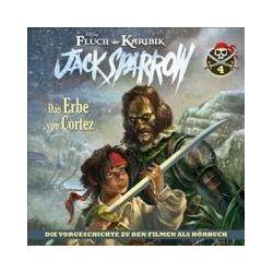 Hörbücher: Jack Sparrow 4. Das Erbe von Cortez
