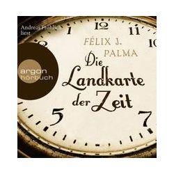 Hörbücher: Die Landkarte der Zeit  von Félix J. Palma
