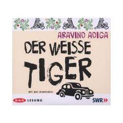 Hörbücher: Der weiße Tiger  von Aravind Adiga
