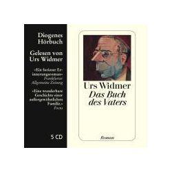 Hörbücher: Das Buch des Vaters  von Urs Widmer