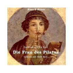 Hörbücher: Die Frau des Pilatus  von Gertrud LeFort