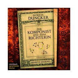 Hörbücher: Der Komponist und seine Richterin  von Patricia Duncker