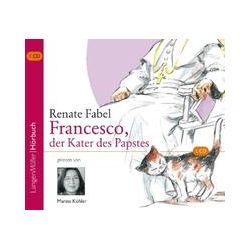 Hörbücher: Francesco, der Kater des Papstes. CD  von Renate Fabel