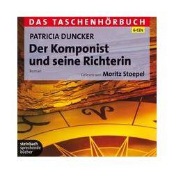 Hörbücher: Der Komponist und seine Richterin - Das Taschenhörbuch  von Patricia Duncker