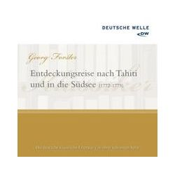 Hörbücher: Entdeckungsreise nach Tahiti und in die Südsee  von Georg Forster