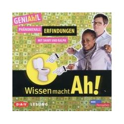 Hörbücher: Wissen mach Ah!