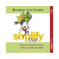 Hörbücher: Simplify Diät  von Dagmar Cramm