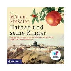 Hörbücher: Nathan und seine Kinder  von Mirijam Pressler