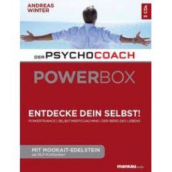 Hörbücher: Der Psychocoach: Power-Box  von Andreas Winter