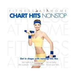 Hörbücher: Fitness at Home. Chart Hits Nonstop