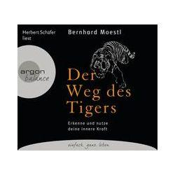 Hörbücher: Der Weg des Tigers  von Bernhard Moestl