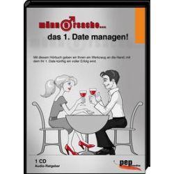 Hörbücher: Männersache... Das 1. Date managen!  von Markus Neumann