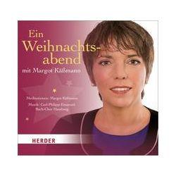 Hörbücher: Ein Weihnachsabend mit Margot Käßmann  von Margot Kässmann