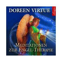 Hörbücher: Meditationen zur Engel-Therapie  von Doreen Virtue