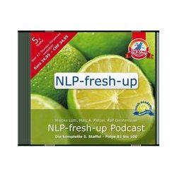 Hörbücher: NLP-fresh-up Podcast 5. Staffel  von Marc A. Pletzer, Wiebke Lüth