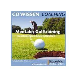 Hörbücher: Mentales Golftraining. 2 CDs  von Nadine Karsch