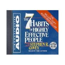 Hörbücher: The 7 Habits of Highly Effective People  von Stephen R. Covey