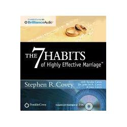 Hörbücher: The 7 Habits of Highly Effective Marriage  von Stephen R. Covey