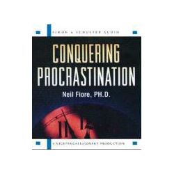 Hörbücher: Conquering Procrastination  von Neil Fiore