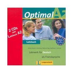 Hörbücher: Optimal A2 - 2 Audio-CDs zum Lehrbuch A2