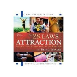 Hörbücher: The 28 Laws of Attraction: Stop Chasing Success and Let It Chase You  von Thomas Leonard