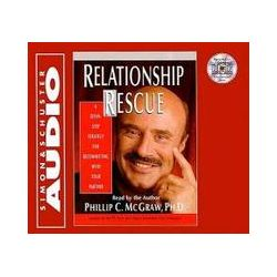 Hörbücher: Relationship Rescue: A Seven Step Strategy for Reconnecting with Your Partner  von Phillip C. McGraw