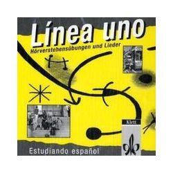 Hörbücher: Linea uno. Hörverstehensübungen und Lieder. CD  von Javier Navarro